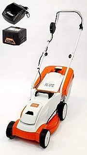 Stihl 63112000010 RMA 235 - Cortacésped con batería AK20 y cargador AL101