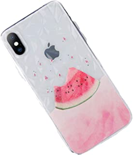 Cartoon 3D White Clouds for iPhone 7 Plus Transparent Soft TPU Cases 8 7 6 6s Plus,AC0594,for iPhone 7