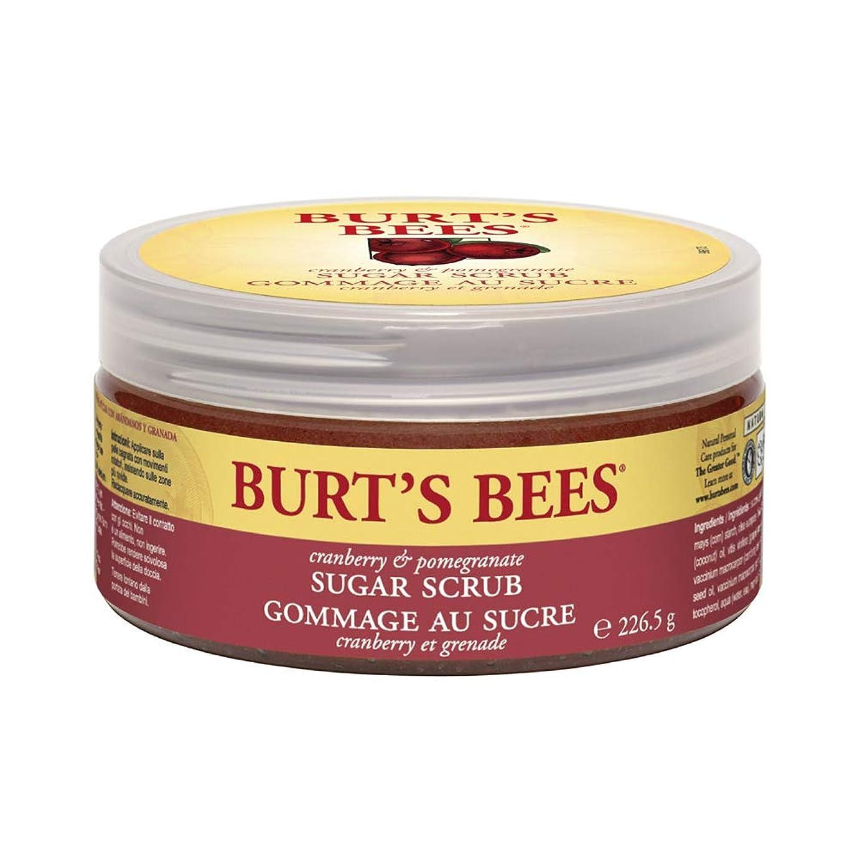 追跡恵み侵入するバーツビーズ (Burt's Bees) C&P シュガースクラブ 225g