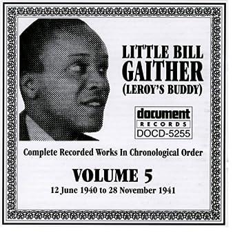 Bill Gaither Vol. 5 1940-1941