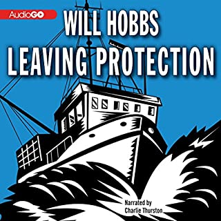Leaving Protection audiobook cover art