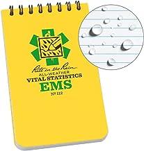 Rite in the Rain Weatherproof EMS Notebook, 3