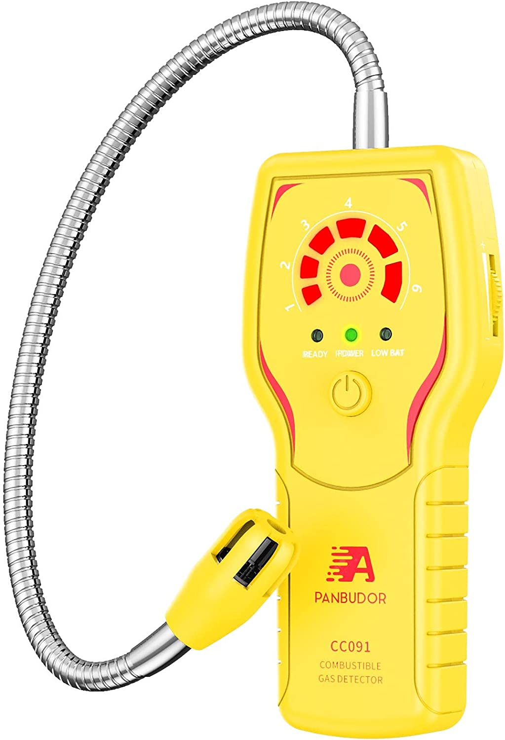 lowest price Natural Gas Leak Detector and Methane CC091 Portable Co Propane 2021 model