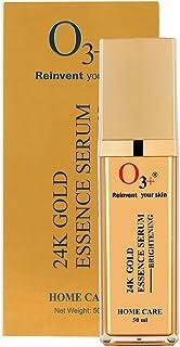 O3+ 24K Gold Essence Serum for Skin Whitening, 50ml