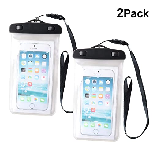 014f0067ce1 Lively Life 2 Pack Waterproof Pouch for Phone