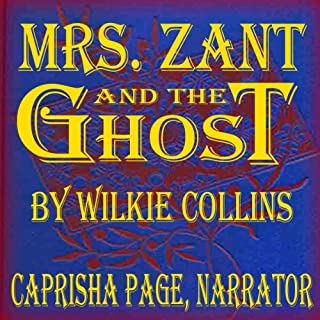 Mrs. Zant and the Ghost Titelbild