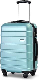 【タノビ】 TANOBI スーツケース キャリーバッグ キャリーケース 超軽量 機内持込可 ファスナータイプ 【一年安心保証】 3サイズ6色