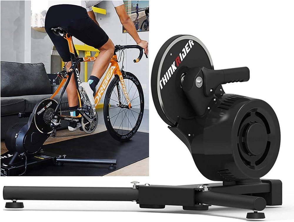 Fangx  virtual reality, piattaforma di rulli per bicicletta da corsa, compatibile,thinkrider, onelap, zwift ThinkRiderX7A
