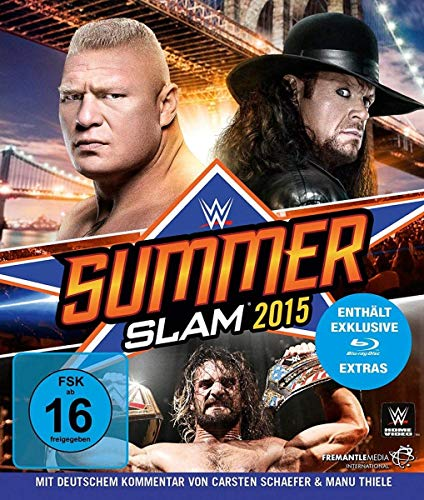 Summerslam 2015 [Blu-ray]