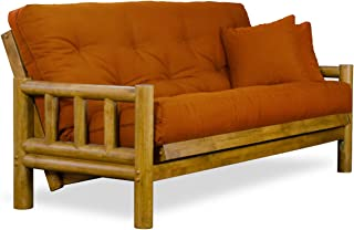 Best rustic futon frame Reviews