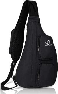 Waterfly Sling Backpack Sling Bag Crossbody Backpack Women Men Hiking Travel