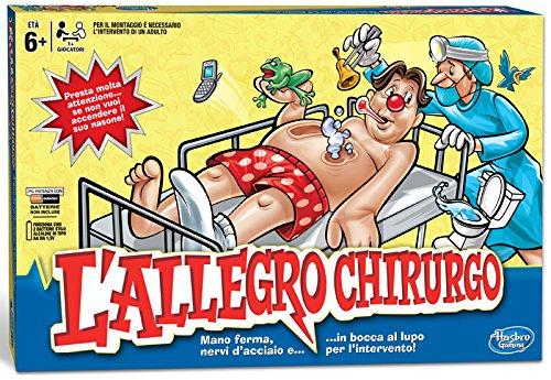 Hasbro Allegro Chirurgo Gioco da Tavolo [Parent]