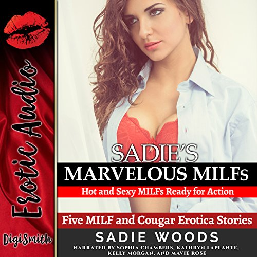 Sadie's Marvelous MILFs cover art