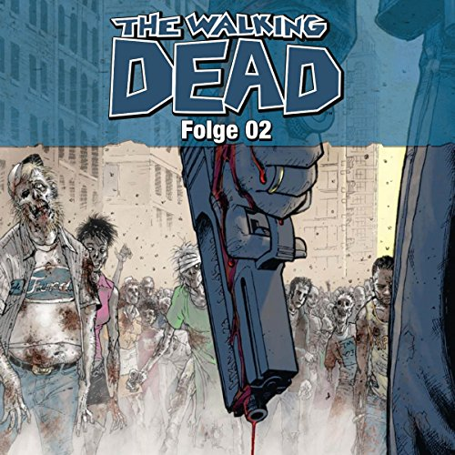 The Walking Dead 2 audiobook cover art