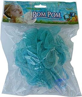 Montagne Jeunesse Pom-Pom Loofah,Assorted Colors