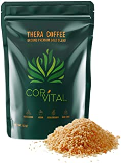Sponsored Ad - *The Real Deal* Cor-Vital 1 LB Enema Coffee Best for Coffee Enema Colon Cleanse and Detox - Green Coffee Be...