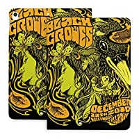 Markilan Black Crowes ケース For Ipad 2020 カバー 10.2 インチ White One Size