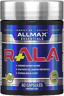 ALLMAX Nutrition R+ALA, 60 Capsules