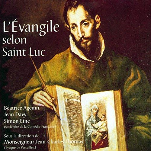 L'Évangile selon Saint Luc : Dans la version de la Bible de Jérusalem audiobook cover art