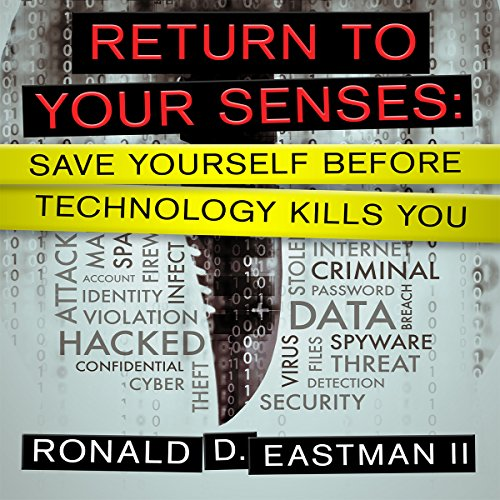Return to Your Senses audiobook cover art