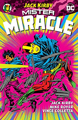 Mister Miracle by Jack Kirby (New E…