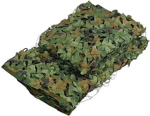 ZLZMC Filet De Camouflage De Jungle pour La Décoration Cachée Extérieure De Parasol Tirant La Décoration Militaire Anti-UV De Halloween