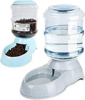 DZL- Dispensador de Agua Automático para Mascotas de Gatos/