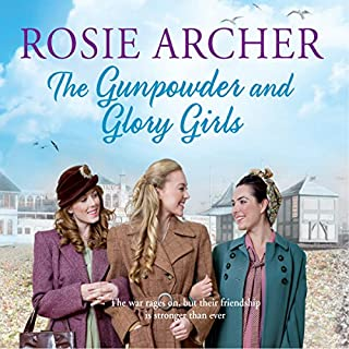 The Gunpowder and Glory Girls cover art