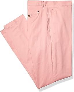 CRYYU Men Harem Jogger Pants Houndstooth Elastic Waist Printed Casual Pants Trousers
