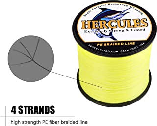 hercules braid fishing line