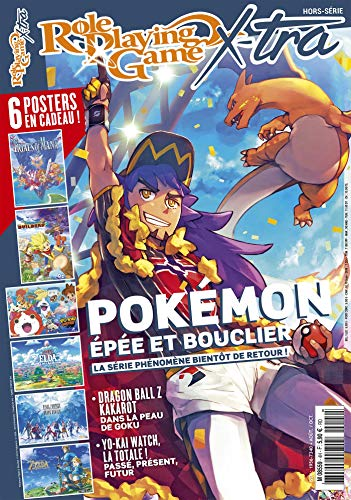 ROLE PLAYING GAME hors-série X-tra 2019
