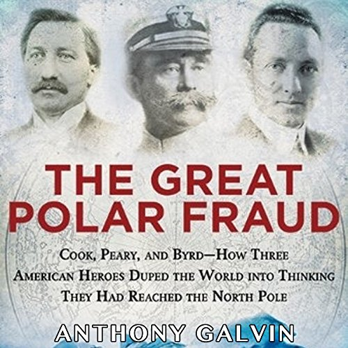 The Great Polar Fraud audiobook cover art