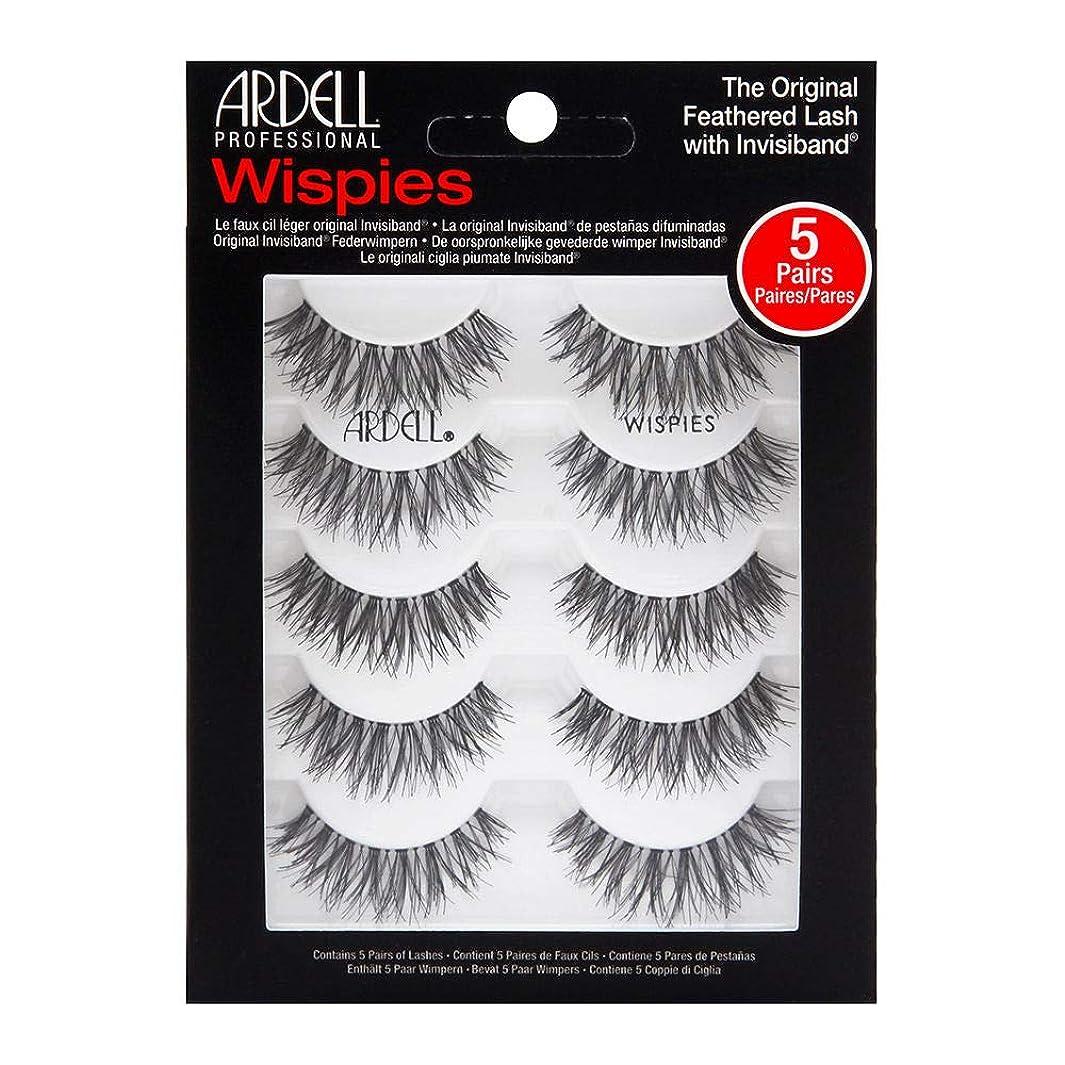 強調画面キウイArdell 5 Pack Lashes - Wispies - 68984