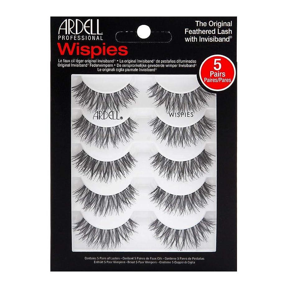 保守的ながら管理するArdell 5 Pack Lashes - Wispies - 68984