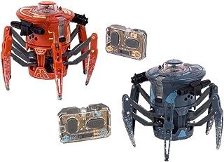 Hexbug- Battle Spider 2.0 Robot de combate y competición, Color naranja y gris (Innovation First 409-5122) , color/modelo surtido