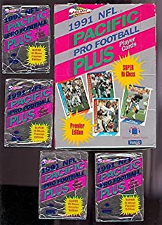 Best 1991 pacific football card set Reviews