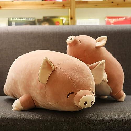 DONGER SpielzeugschWeiß hen, Das Niedliches Lustiges Kissen Der Niedlichen Puppe Der Schlafenden Puppe, SchWeiß 6cm   H
