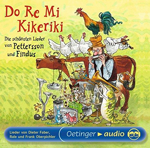 Do Re Mi Kikeriki - Die schönsten Lieder von Pettersson und Findus