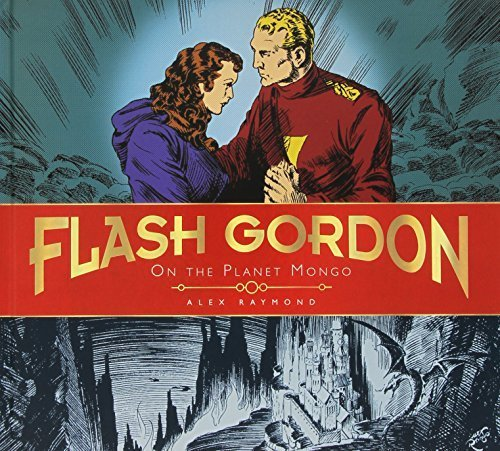 On the Planet Mongo (The Complete Flash Gordon Library) by Alex Raymond...