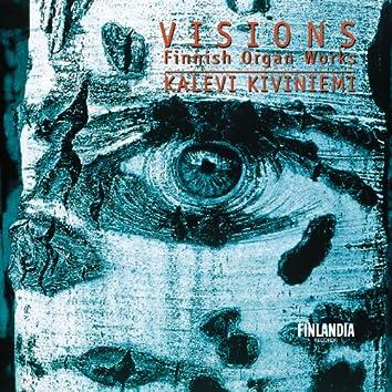 Visions - Finnish Organ Music