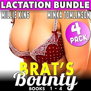 Brat's Bounty : 4 Pack Bundle audiobook cover art