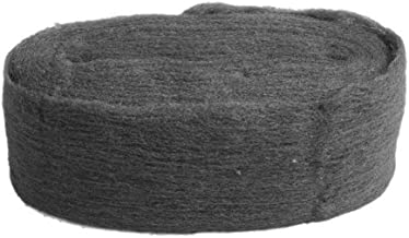CloudNine Grade 0000 Steel Wool Roll Super Fine Wire Wool Pad for Glass Furniture Tray Metal Precision Tool Cleaning Polishing or Photography