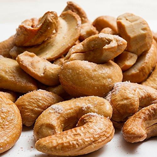 神戸アールティー ブラックソルト カシューナッツ 500g Black Salt Cashew Nuts 手作り ロースト ナッツ 製菓材料 業務用