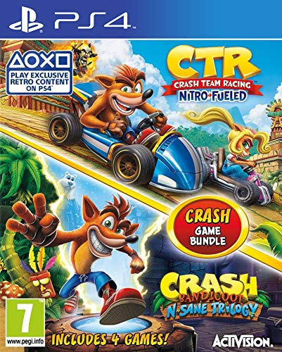 Amazon Com Crash Team Racing Nitro Fueled 14