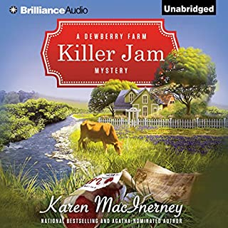 Killer Jam                   By:                                                                                                                                 Karen MacInerney                               Narrated by:                                                                                                                                 Teri Clark Linden                      Length: 8 hrs and 21 mins     515 ratings     Overall 4.1