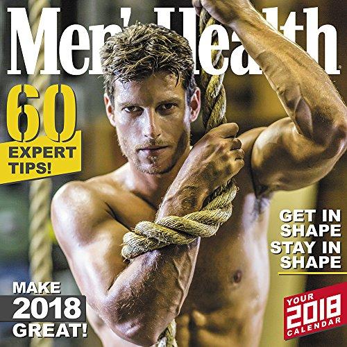 2018 Men's Health Wall Calendar (Mead)