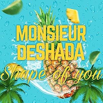 Shape of You (Reggaeton Remix)
