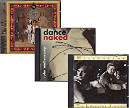 John (Cougar) Mellencamp - The Lonesome Jubilee / Dance Naked / Mr Happy Go Lucky (3 CDs)