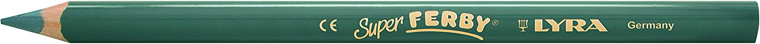 Lyra Super Cheap Ferby Cardboard Case 12Colouring with Pencils Mid-Gr Direct stock discount
