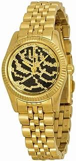 Michael Kors Women's MK3300 - Petite Lexington Gold/Black Watch